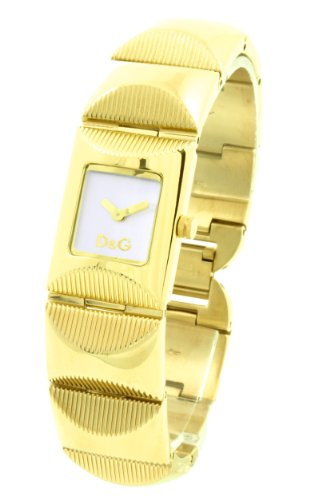 Dolce & Gabbana Golden Ladies Watch - DW0323