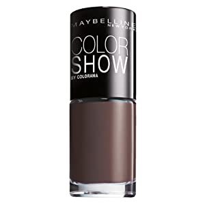 Maybelline Jade Color Show 549 Midnight Taupe, 1er Pack (1 x 7 ml)