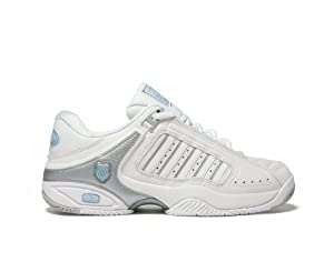 K-SWISS Defier RS Ladies Tennis Shoes , White, US7