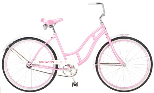Buy Bargain Schwinn Women's Parkview Cruiser Bicycle, Pink, 26-Inch
