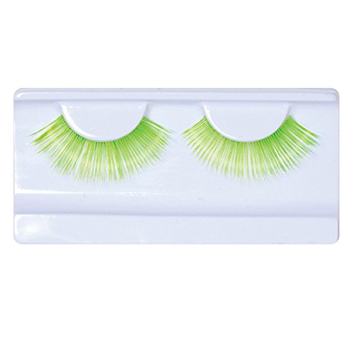 Rasta Imposta Screamin Crayola Eyelashes, Green