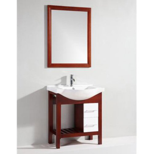 Legion Furniture Grove 30 in. Single Bathroom Vanity Set