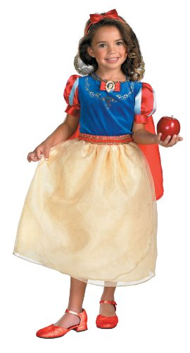 Disguise Girls Snow White Costume