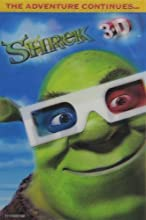 Shrek 23-D Party In The Swamp 2-Pa