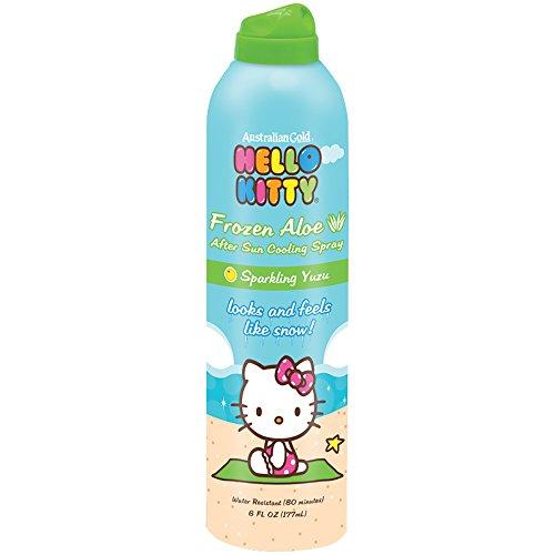 Hello Kitty SPF 50 Mineral Lotion, Sweet Starfruit, 5 Ounce - 1
