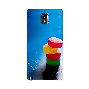 Digi Fashion premium printed Designer Case for Samsung Galaxy Note 3 N9000