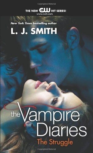 the vampire diaries, the struggle by L.J. Smith