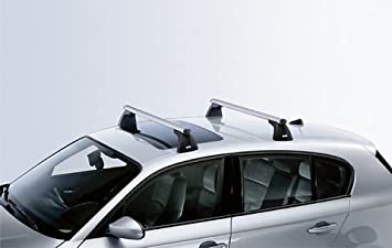 Stahl Dachträger Menabo Tema für Seat Leon Typ 1P Querträger neu top