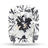 5.08 Carat Very Good Cut Natural Rectangular Cushion H-VVS2 EGL Certified Loose Diamond
