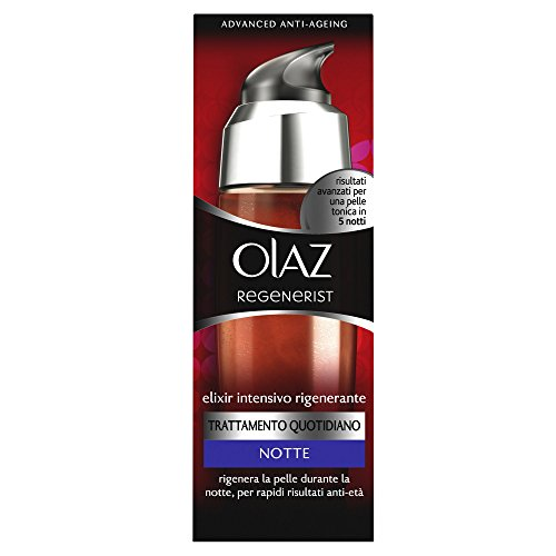 Olaz - Rigenerist Elixir Rigenerante Notte, Idratante - 50 ml