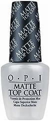 OPI Matte Top Coat 0.5 fl oz