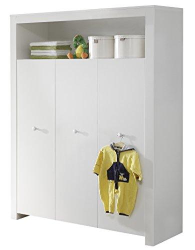 trendteam-BZO61301-Babyzimmer-Kleiderschrank-weiss-BxHxT-130x186x54-cm