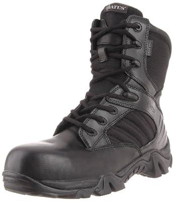 Bates Men's 8 Inch GTX Ultra Lites Comp Uniform Work Boot