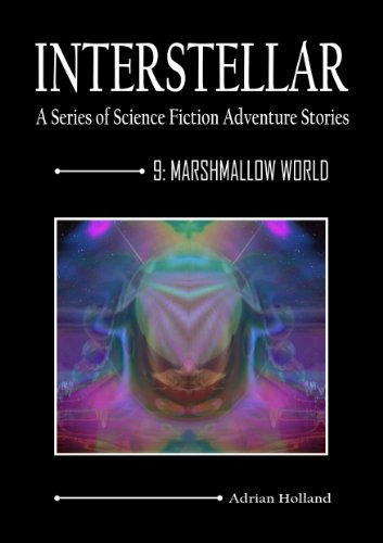 E-book - Marshmallow World by Adrian Holland