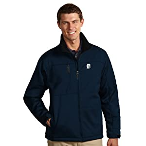 MLB Detroit Tigers Mens Traverse Jacket by Antigua