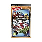 Marvel : Super Hero Squad - Essentials (PSP)
