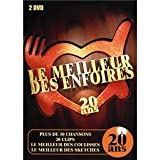 Le Meilleur des Enfoir�s 20 Ans - Edition 2 DVDpar Les Enfoires