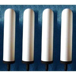 Berkey Sscf-7 7-Inch Ceramic Replacement Filters, 4-Pack