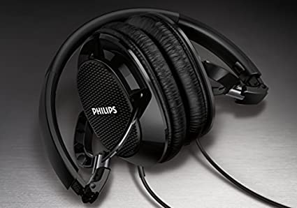Philips-FX3BK-Headphone