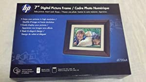 "HP 7"" Digital Photo Frame from Hewlett-Packard"