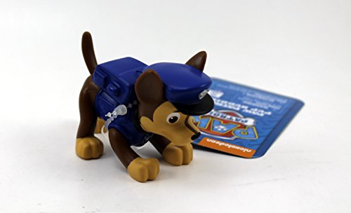 Paw Patrol Figures - Chase