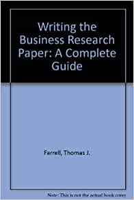Writing research papers a complete guide 15th edition download