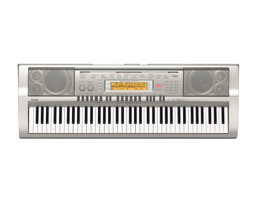 Musical Instrument Reviews: Casio WK-200 76-Key Personal Keyboard