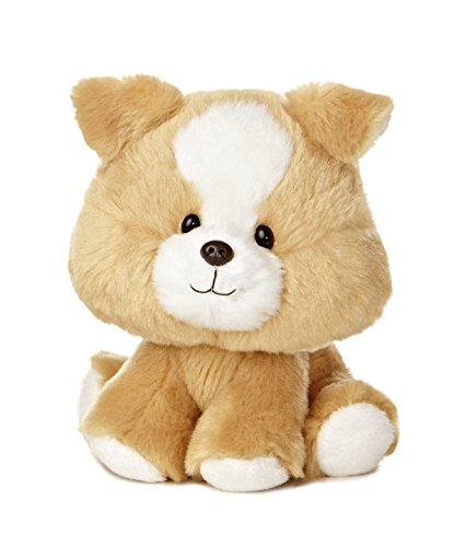 "Aurora World Wobbly Bobblee Dog Plush, 6.5"" Tall"