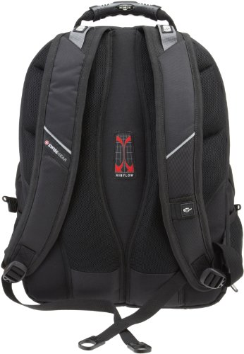SwissGear SA1923 ScanSmart Black Backpack
