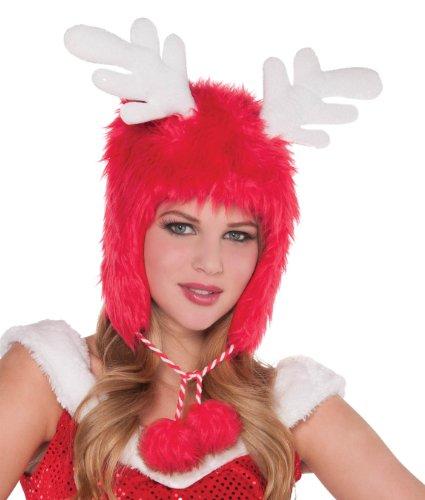 hat fuzzy merry - 1