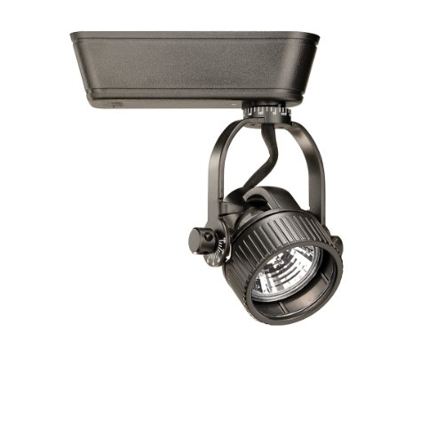 Wac Lighting Jht-164L-Bk Juno Series 75-Watt Low Voltage Track Head, Black