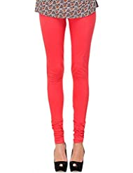 AforF Women's Cotton Lycra Elegant Leggings