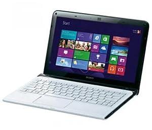 """Sony VAIO SVE1513F4E - Portátil de 15.5"""" (Intel  Core i7 3632QM, 6.0 GB de RAM, 750 GB, AMD, Windows 8), plateado - Teclado QWERTY español"""