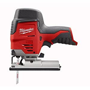 Milwaukee 2445-20 12V Corldess M12 High Performance Hybrid Grip Jig Saw (Tool Only)
