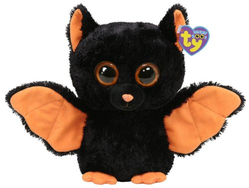 Ty Beanie Boo Buddy Midnight Bat