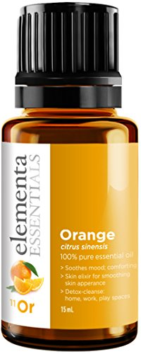 Elementa Orange Essential Oils Natural Therapeutic Grade (Aromas De Medina compare prices)