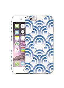 mStick Spiral Pattern 26 Printed Back Cover Case For Apple iPhone 6/6S