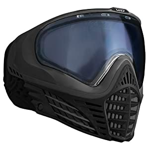 Virtue VIO Goggles - Charcoal w/ Clear Thermal Lens