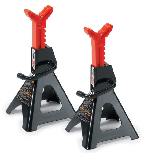 Find Cheap Powerzone 380036 3 Ton Steel Jack Stand - 1 Pair