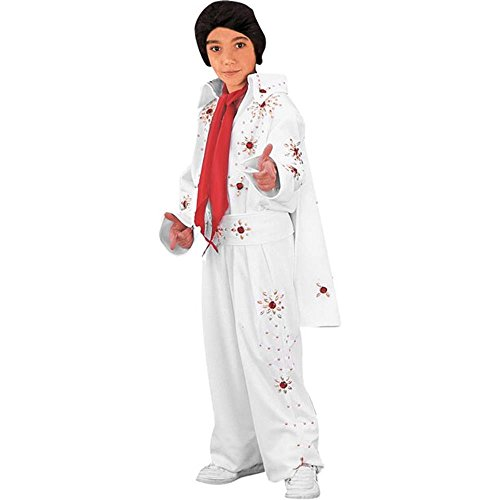 Boy's Medium Elvis Costume