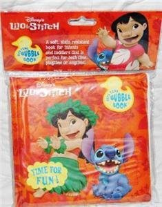 Lilo & Stitch Bathtime Bubble Book - 1