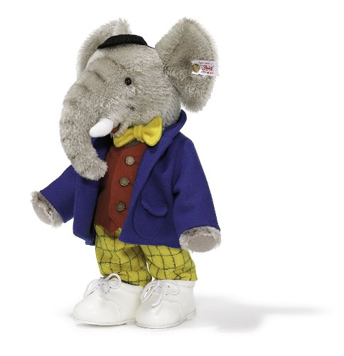 Steiff Limited Edition Edward Trunk - EAN 653575