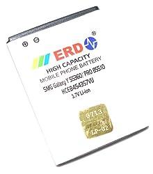 ERD Samsung compatible Battery SMG Galaxy Y S5360 - HCEB454357VU