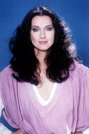 Veronica Hamel Hill Street Blues Portrait Photo Shoot Studio 35Mm