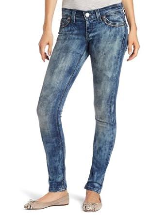 Levi's Juniors Curve ID Skinny Jean,Ocean Mirror,24/0 Medium