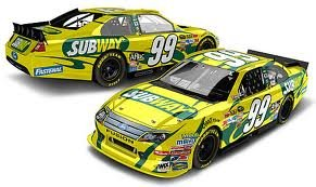 Buy Carl Edwards #99 2012 Subway 1 64 scale diecast Action Racing Collectables by Action Racing Collectables