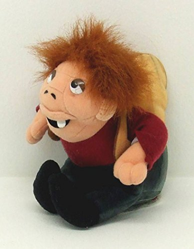 "HUNCHBACK of NOTRE DAME -Quasimodo 7"" Plush by STUFFINS - 1"