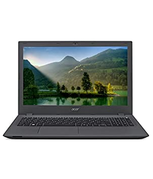 Acer Aspire E E5 573 30KU 15.6 inch Laptop  Core i3 5005U/8  GB/1TB/Linux/Intel HD 5500 , Charcoal Grey available at Amazon for Rs.28999