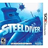 Steel Diver - Nintendo 3DS Game