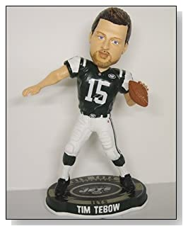 Tim Tebow New York Jets Thematic Base Bobblehead 2012